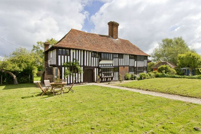 Thumbnail Detached house for sale in Pot Kiln Farm, High Halden, Ashford, Kent