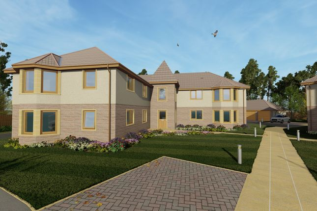 Thumbnail Flat for sale in Peterkin Place, Lossiemouth