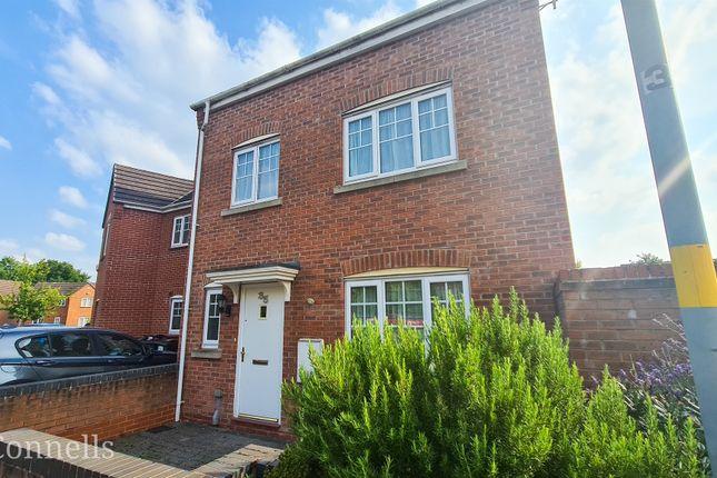 Thumbnail Detached house for sale in Sandringham Road, Yardley Wood, Birmingham