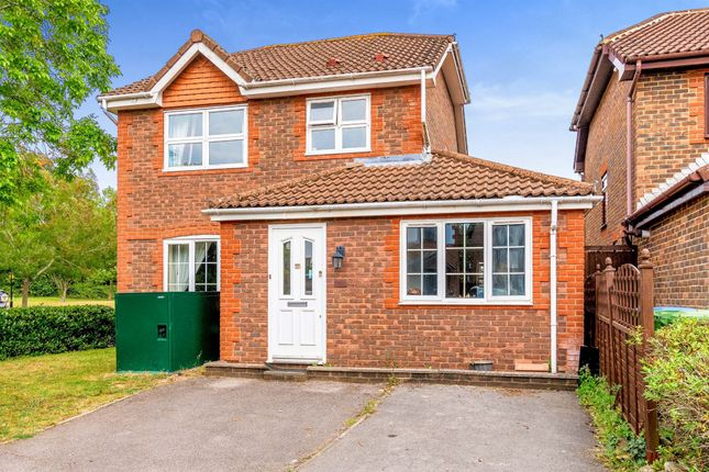 Thumbnail Detached house for sale in Rothschild Close, Southampton