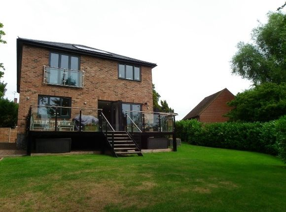 Thumbnail Detached house to rent in Astwood Court, Tintern Avenue, Worcester