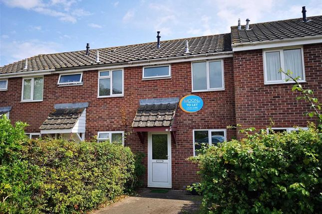 Thumbnail Terraced house to rent in Hawthorn Close, Bulwark, Chepstow