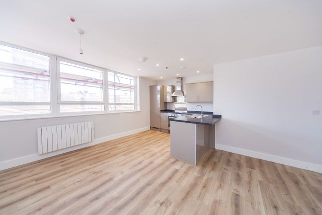 Thumbnail Flat to rent in Vista Tower, Stevenage