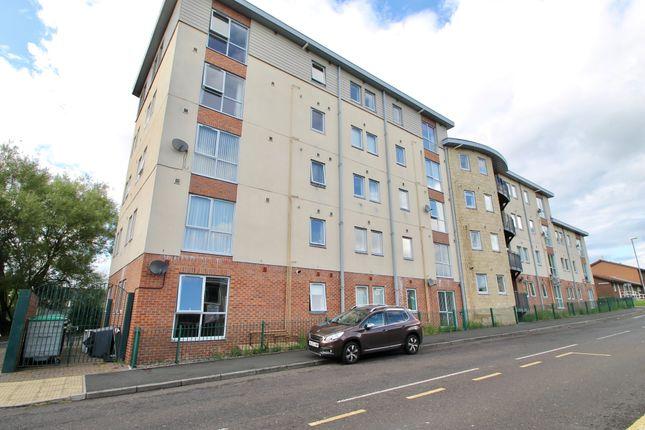 Thumbnail Flat to rent in Bramwell Court, Derwentwater Road, Gateshead, Tyne & Wear