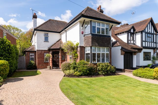 Thumbnail Detached house for sale in Woodland Way, Petts Wood, Orpington