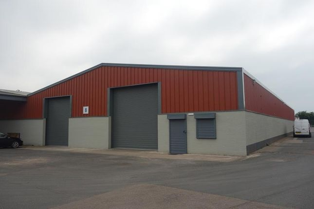 Thumbnail Light industrial to let in Unit 8 Dunchurch Trading Estate, London Road, Rugby