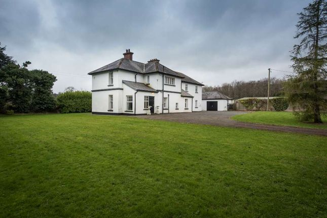Thumbnail Detached house for sale in Parochial House, Mahonbridge, Kilmacthomas, Waterford