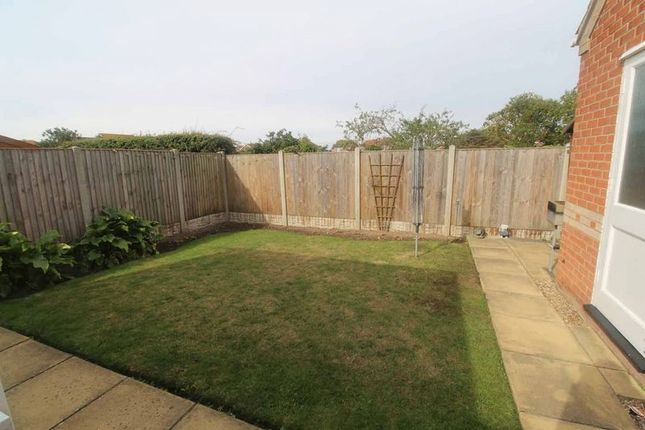 Garden of Marjoram Road, Bradwell, Great Yarmouth NR31