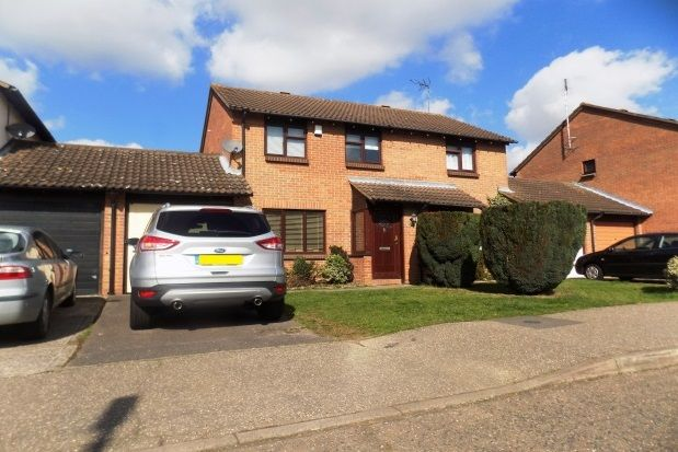 Thumbnail Semi-detached house to rent in Bonington Chase, Springfield, Chelmsford