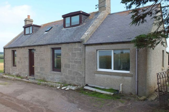 Thumbnail 3 bed cottage to rent in Kinloss, Forres
