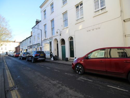 Thumbnail Town house to rent in Gloucester Street, Leamington Spa