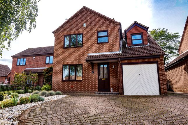 Front Aspect of Plumpton Gardens, Doncaster, South Yorkshire DN4