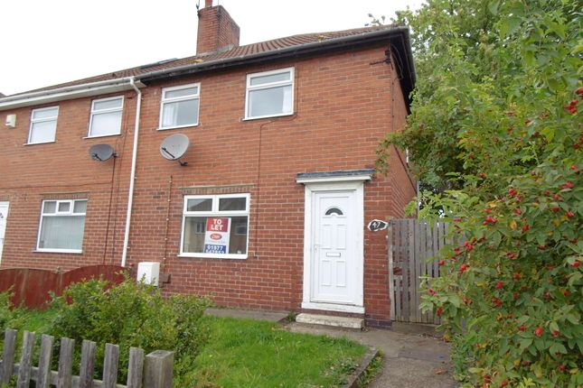 Thumbnail Semi-detached house to rent in Smeaton Road, Upton