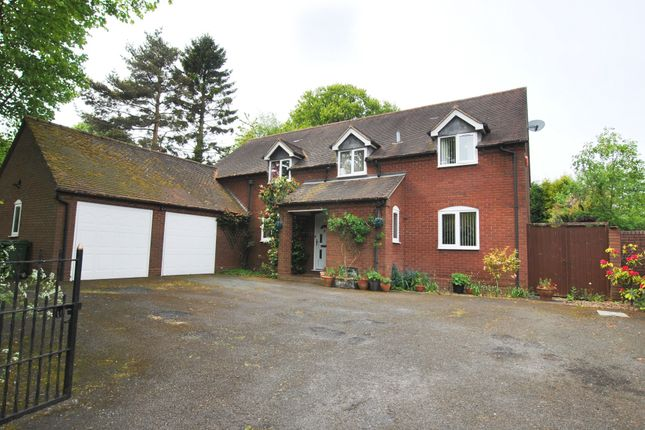Thumbnail Detached house for sale in Priorslee Village, Priorslee, Telford, Shropshire