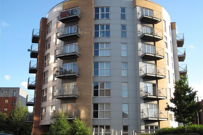 Thumbnail Flat to rent in Stillwater Drive, Manchester