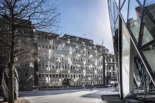 Serviced office to let in Bury Street, London