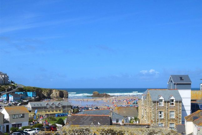 Thumbnail Terraced house for sale in Wheal Leisure, Perranporth, Cornwall