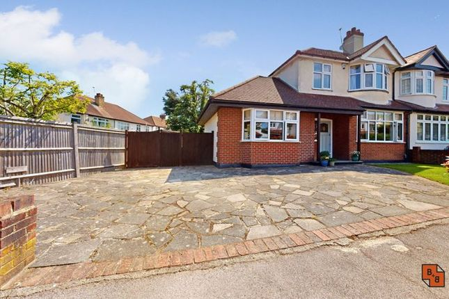 Thumbnail Semi-detached house for sale in Ash Grove, West Wickham