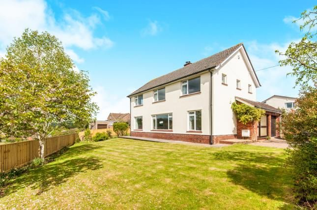 Thumbnail Detached house for sale in Tiverton, Devon, N/A