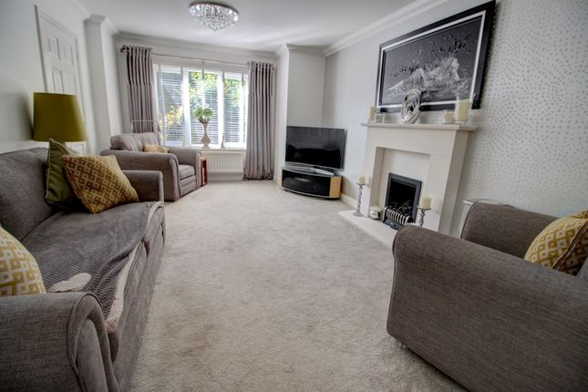 Lounge of Houghton Close, Northwich CW9