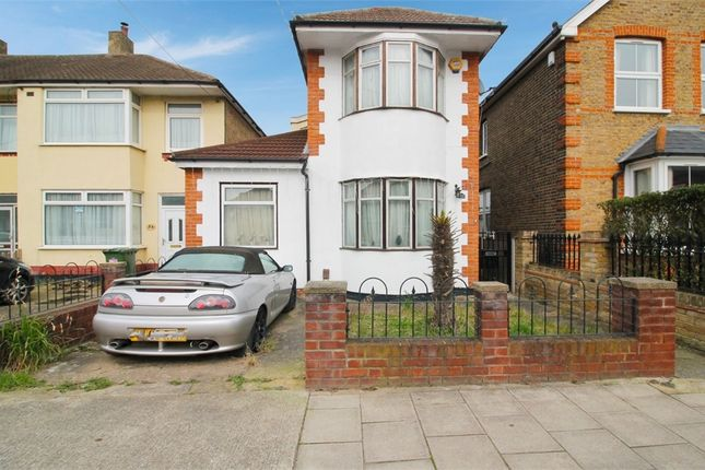 Thumbnail Detached house for sale in Lavender Way, Rogerstone, Newport
