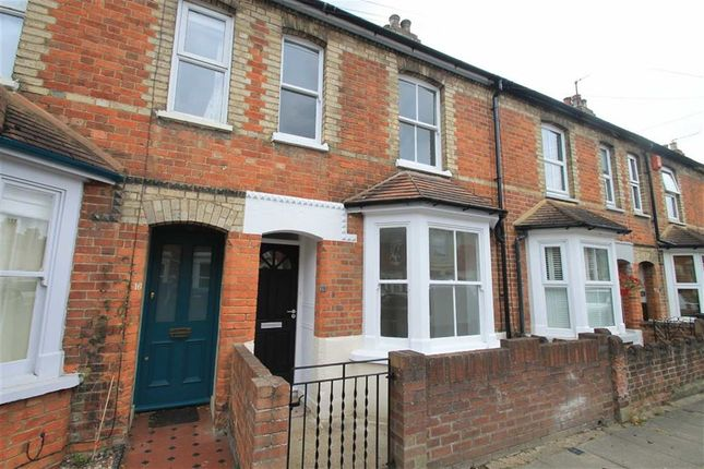 Thumbnail Terraced house for sale in Dudley Street, Bedford