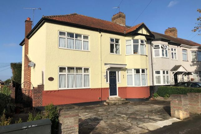 Semi-detached house for sale in Northdown Road, Hornchurch