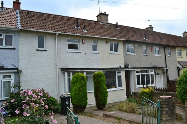 Thumbnail Terraced house to rent in Greystoke Avenue, Southmead, Bristol