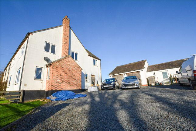 Thumbnail Semi-detached house for sale in New Road, Shuttington, Tamworth, Staffordshire