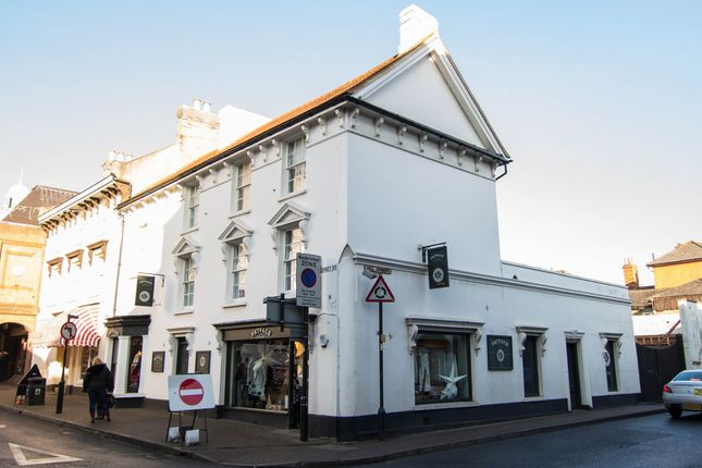 Thumbnail Flat for sale in Market Street, Saffron Walden