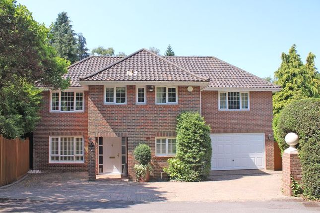 Thumbnail Detached house for sale in Ardnave Crescent, Southampton