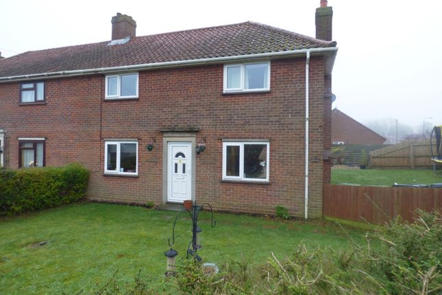 Thumbnail Property for sale in Manor Road, Long Stratton