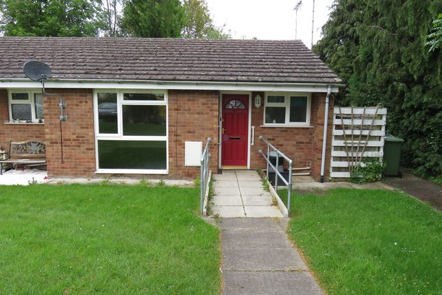 Thumbnail Terraced bungalow for sale in Millers Close, Welford On Avon, Stratford-Upon-Avon