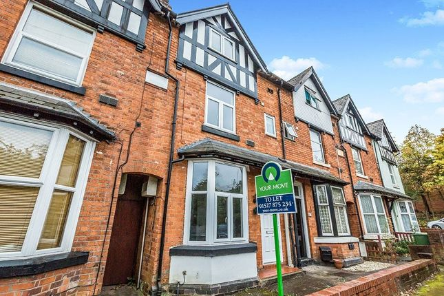 Thumbnail Property to rent in St. Georges Road, Redditch