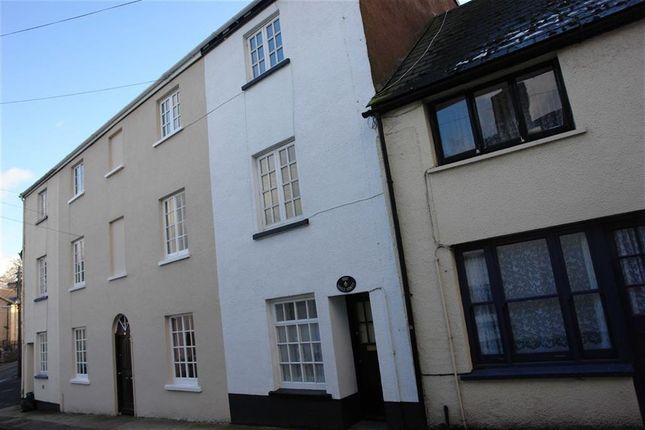 Thumbnail Terraced house to rent in Castle Street, Torrington, Devon