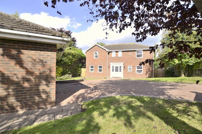 Thumbnail Detached house for sale in Ashton Close, Abbeydale, Gloucester