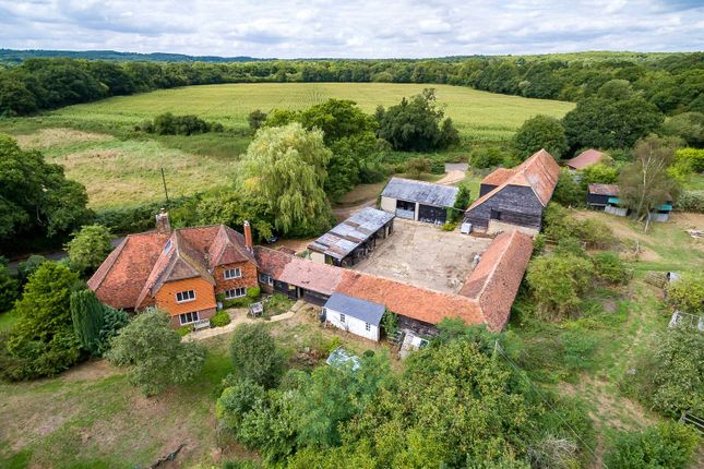 Thumbnail Detached house for sale in Shackleford Road, Elstead, Godalming, Surrey