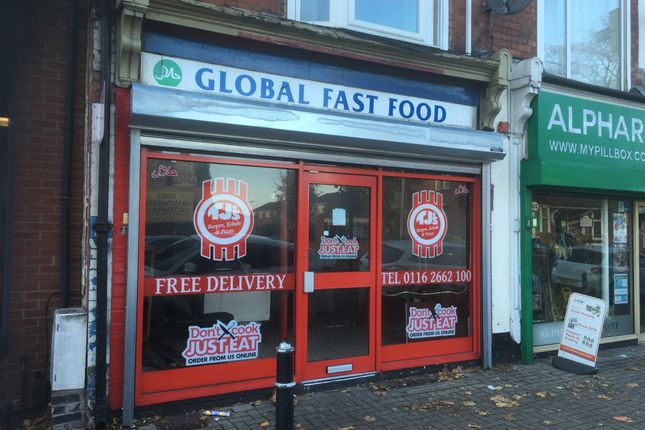 Retail premises to let in Loughborough Road, Leicester