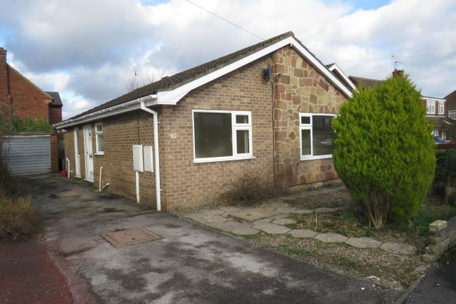 3 bed bungalow to rent in Cromford Drive, Mickleover, Derby DE3