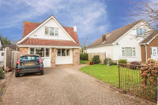Thumbnail Detached house for sale in Netherwent View, Magor, Caldicot