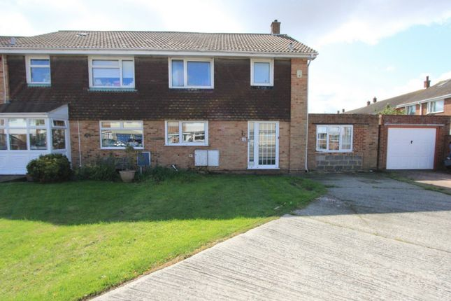 3 bed semi-detached house for sale in Links Road, Deal