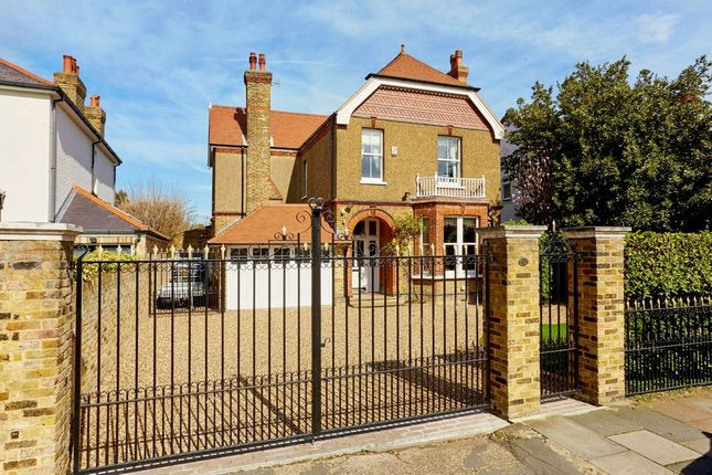 Thumbnail Detached house for sale in Miskin Road, Dartford