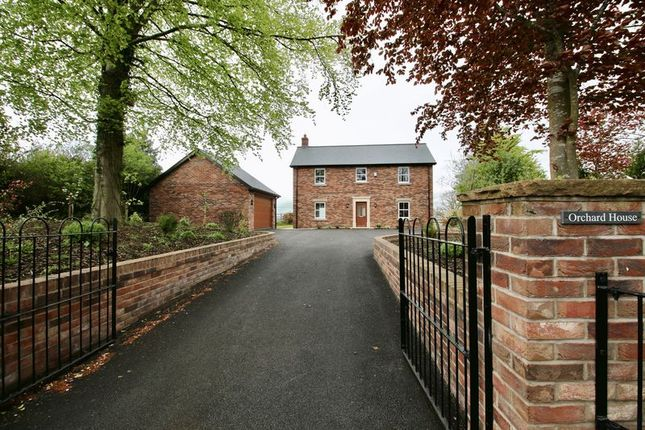 Thumbnail Detached house for sale in Orchard House, Kirkbampton, Carlisle