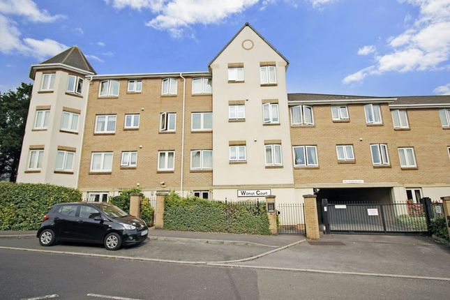 Thumbnail Flat for sale in Wilmot Court, Farnborough