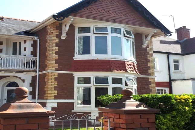 Thumbnail Semi-detached house for sale in Victoria Avenue, Porthcawl