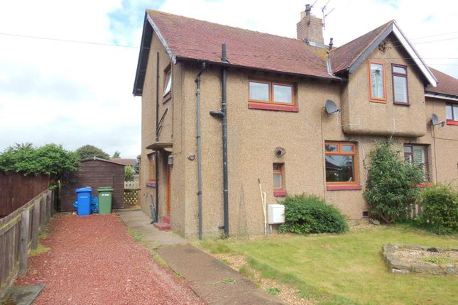 Thumbnail Semi-detached house for sale in Davison Avenue, Felton, Morpeth