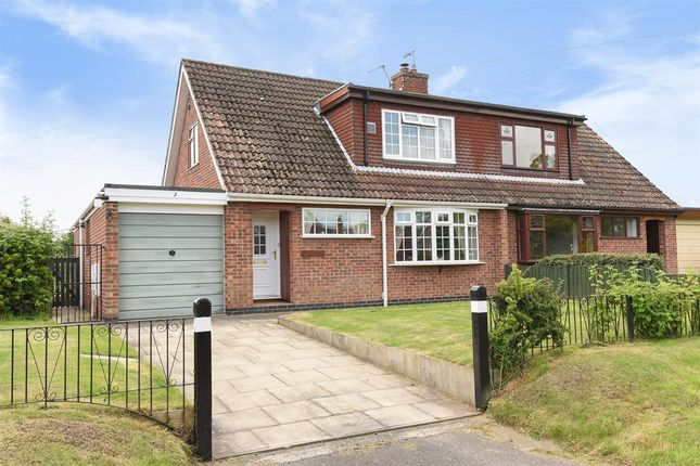 Thumbnail Semi-detached house for sale in Forge Lane, Tollerton, York