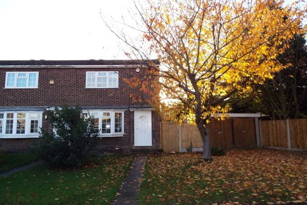 Thumbnail Property to rent in Leas Road, Mansfield Woodhouse, Mansfield