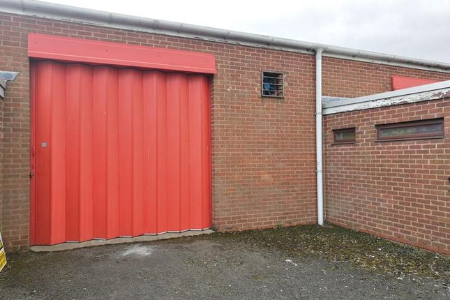 Thumbnail Light industrial to let in Unit 22 Redland Close, Aldermans Green Industrial Estate, Coventry