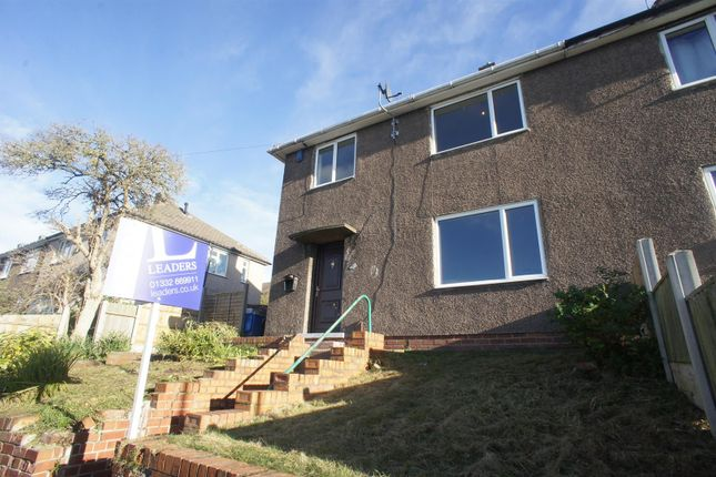 Thumbnail Property to rent in Langdale Drive, Derby